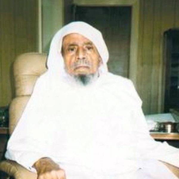 الشيخ عبد الله خياط