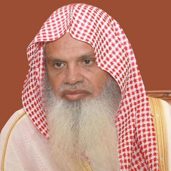 الشيخ علي الحذيفي