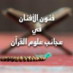إذاعة علوم القرآن (فنون الأفنان في عجائب علوم القرآن)